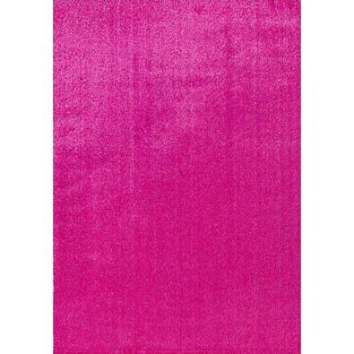 Kusový koberec Crazy 2200 Pink, 80 x 300 cm