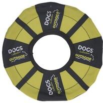 Házecí disk pro psy, žlutá