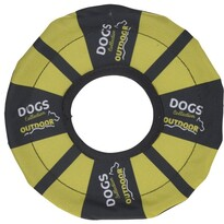Talerz do rzucania dla psów, żółty