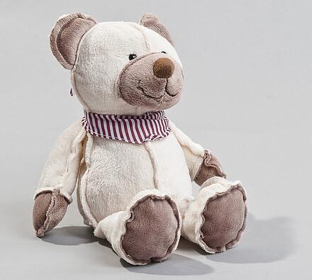 Medvídek se šátkem, hnědá