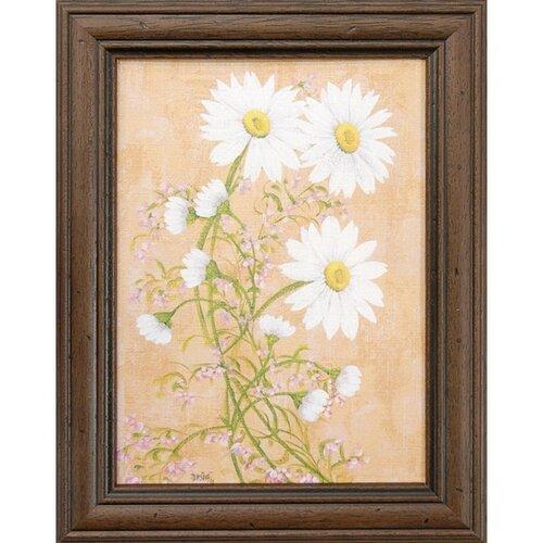 Hama Reprodukce Květiny, 13x18 cm