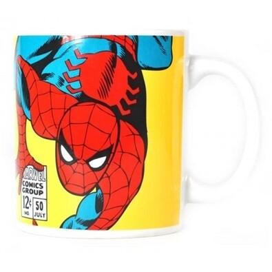 Spiderman Keramický hrnček 350 ml, Marvel