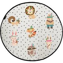 Butter Kings Indians, gyerek játszószőnyeg 130 cm