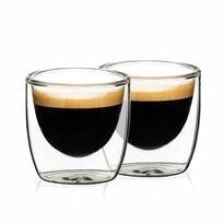4Home Szklanka termiczna do espresso Hot&Cool 80 ml, 2 szt.