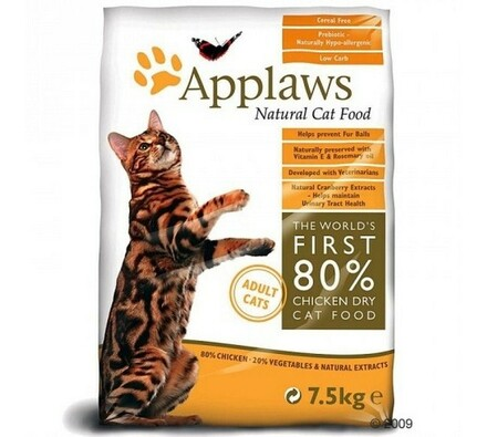 Applaws granule pro kočky Adult Cat Chicken 400 g