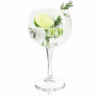 Royal Leerdam 4-dielna sada pohárov na koktail GinTonic, 650 ml