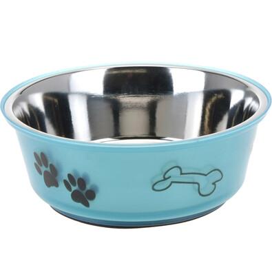Miska dla psa niebieski, 900 ml