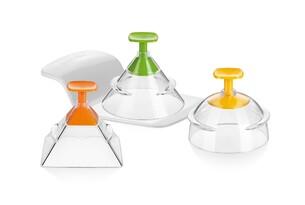 Tescoma Formičky na tvarovanie PRESTO Foodstyle 3D