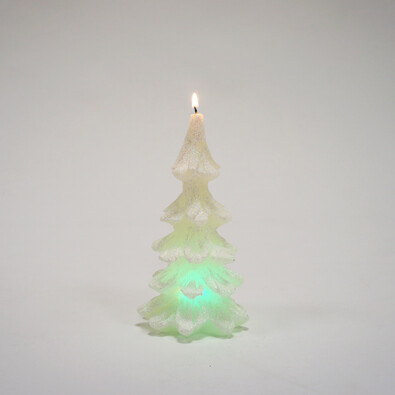 Svíčka stromeček s diodou
