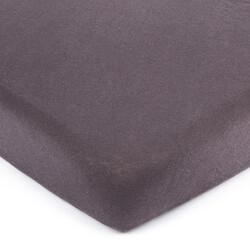 4Home  jersey lepedő sötétszürke, 160 x 200 cm