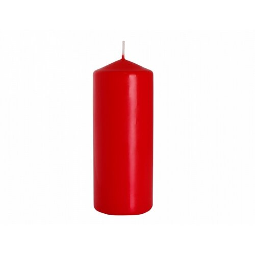 Dekorativní svíčka Classic Maxi červená, 20 cm