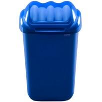 Aldotrade Kosz na śmieci FALA 30 l, niebieski