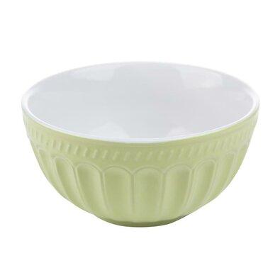 Florina Sada keramických misiek Roma 14 cm, 6 ks, zelená