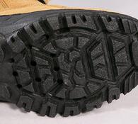 Zimní obuv s kožíškem, hnědá, 37