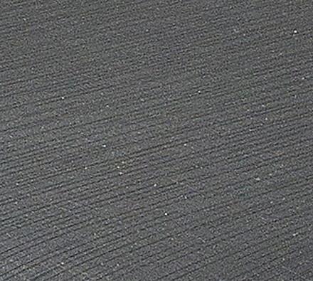 Kovová skládací židle, černá