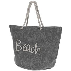 Plážová taška Beach, šedá