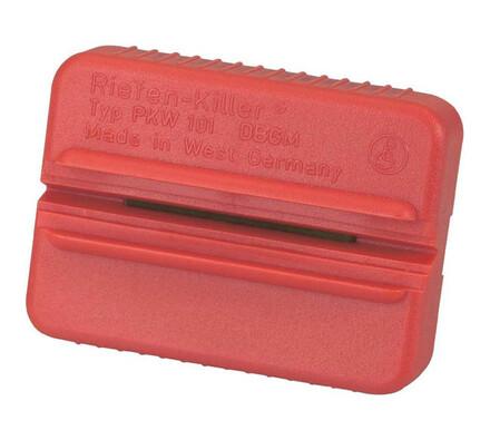 Ostřič stěračů, červená