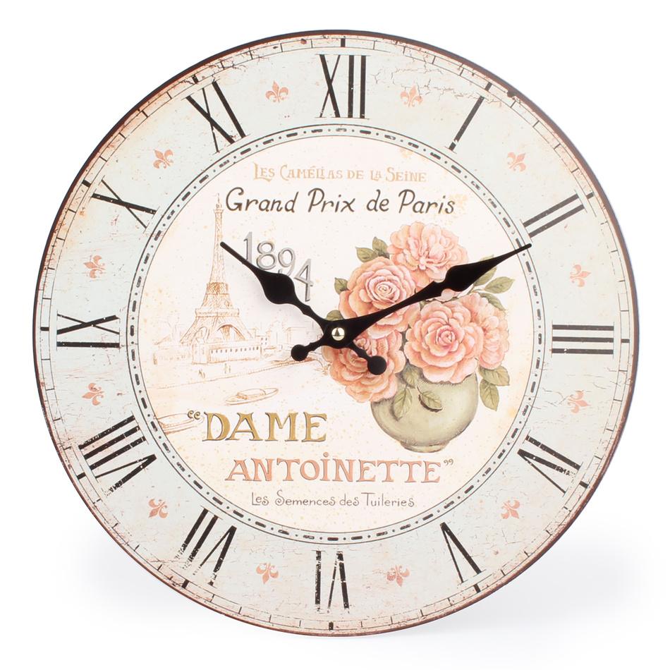 Nástěnné hodiny Antoinette (595725) od www.4home.cz