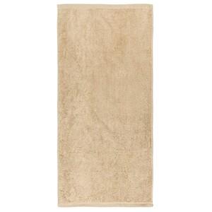 Ručník Eryk béžová, 50 x 100 cm