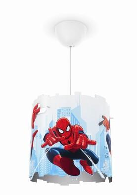 Philips dětské závěsné svítidlo Spiderman