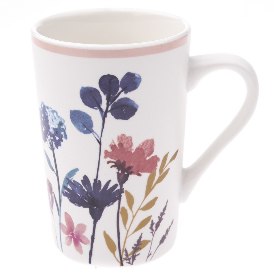 Porcelánový hrnek Fieldflowers, 370 ml