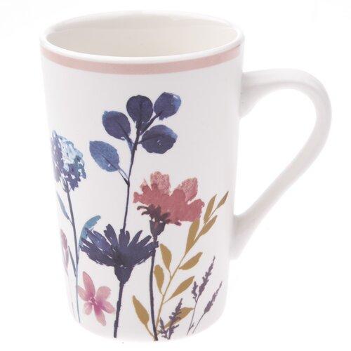 Porcelánový hrnek Fieldflowers, 370 ml