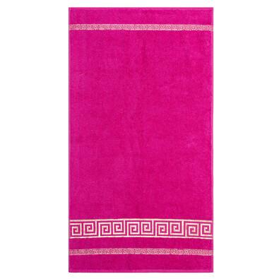 Ručník Atény růžová, 50 x 90 cm