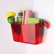 Držiak s prísavkou Miniboks zelená
