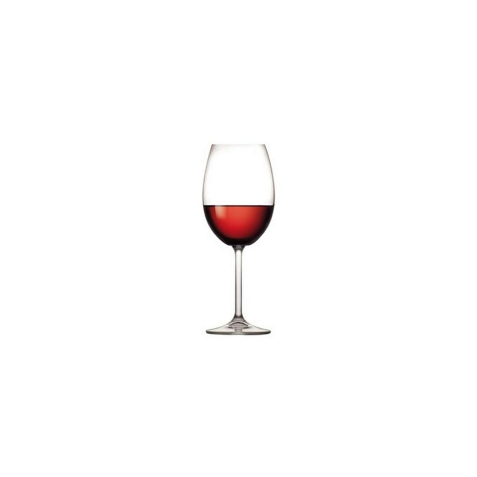 Tescoma CHARLIE 6dielna sada pohárov na červené vieno 306422