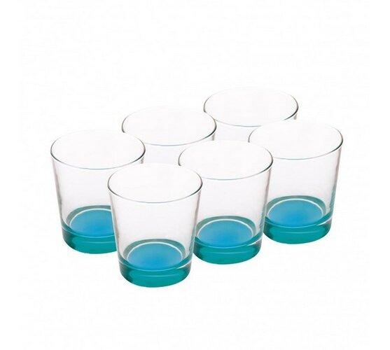 Sklenice sada 6 ks 340 ml modré, Maxwell&Williams