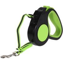 Lesă pentru câini Pet guide, verde, 5 m