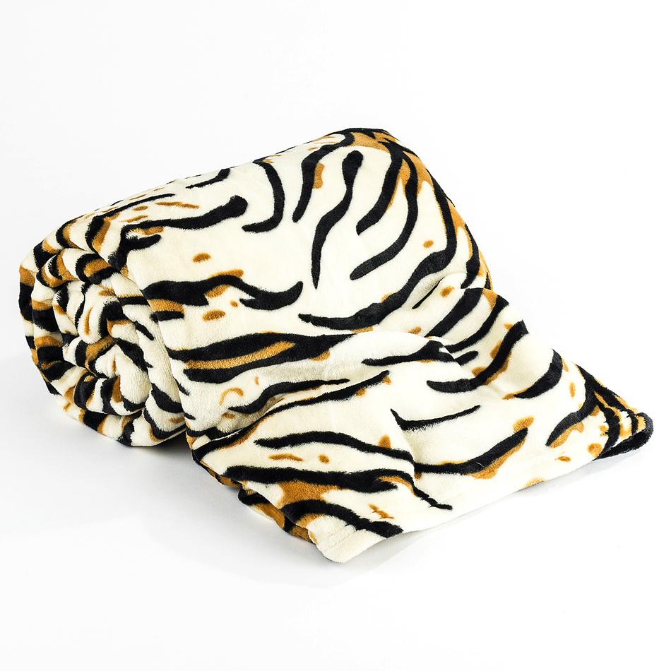 Jahu Deka Light Sleep Tiger, 150 x 200 cm
