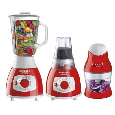 Stolní mixér + ruční mixér + mlýnek na kávu SM 3340 Concept