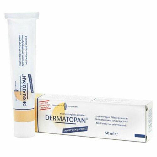 Dermatopan krém na suchou a citlivou pokožku, 50 ml