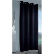 Mia sötétítő függöny, fekete, 140 x 245 cm