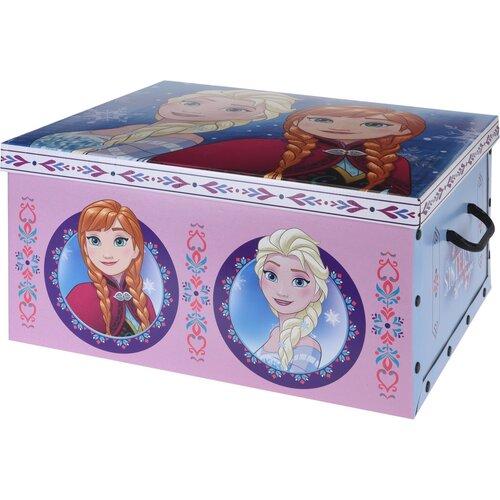 Úložný box Frozen 49,5 x 39 x 24 cm