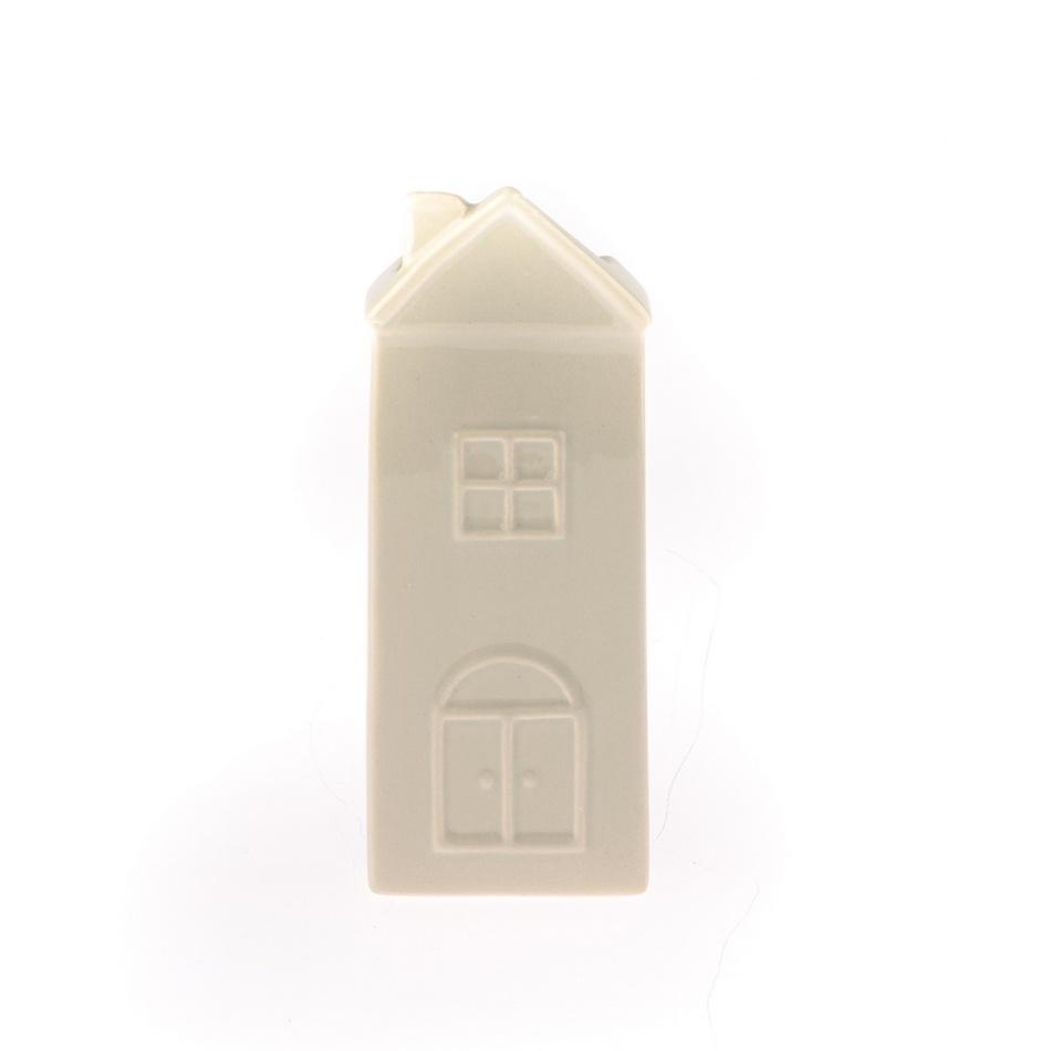 Ceramiczny nawilżacz powietrza Domek, brązowy