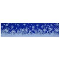 Okenná fólia Snehové vločky, 64 x 15 cm