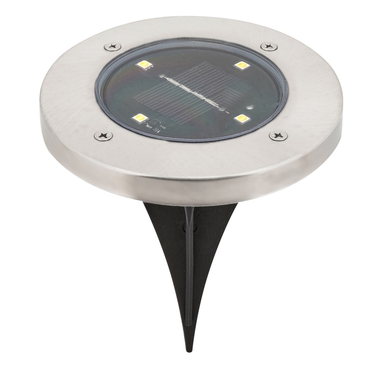 Rabalux 7975 Dannet Solární LED venkovní svítidlo, černá