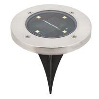 Rabalux 7975 Dannet Solární LED zápustné světlo, černá