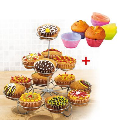 Stojan na muffiny + zdarma dárek