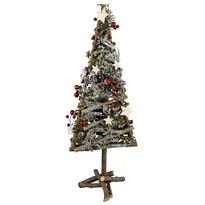 Bożonarodzeniowa choinka wiklinowa Arbre, 48 cm