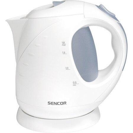 Sencor SWK 1800WH czajnik bezprzewodowy, biały
