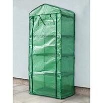 Happy Green Foliovník s policemi, 69 x 50 x 160 cm