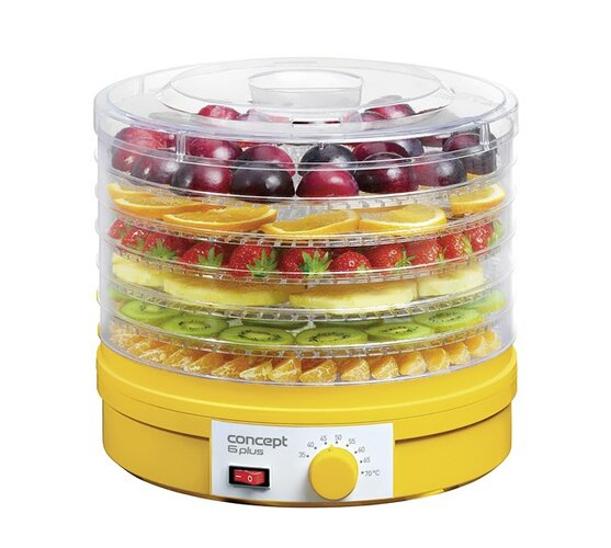 Concept 6 Plus SO-1015 sušička ovoce