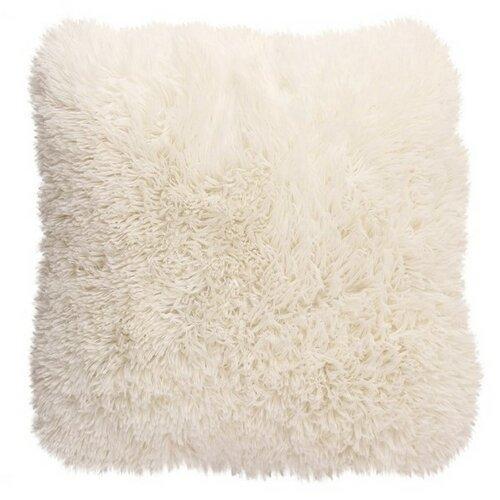 Domarex Povlak na polštář Muss krémová, 40 x 40 cm