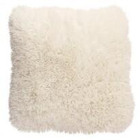 Domarex Obliečka na vankúšik Muss krémová, 40 x 40 cm