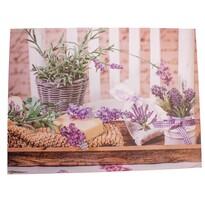 Tablou pe pânză Lavender Time, 30 x 40 cm
