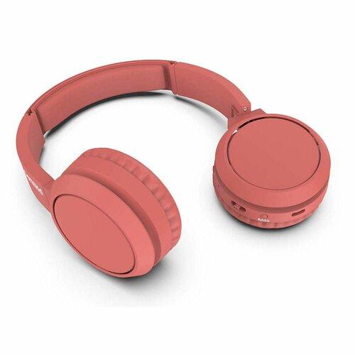 Philips TAH4205RD/00 Bluetooth slúchadlá, červená