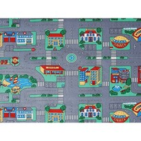 Detský koberec Playground, 95 x 200 cm